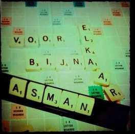 BIJNA VOOR ELKAAR ASMAN, CD