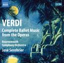 COMPLETE BALLET MUSIC JOSE SEREBRIER/BOURNEMOUTH S.O.