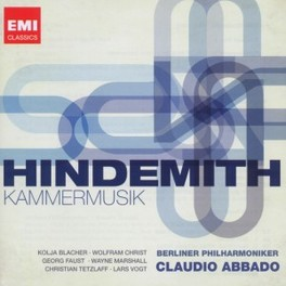 20TH CENTURY CLASSICS BERLINER PHILHARMONIKER/CLAUDIO ABBADO/KOLJA BLACHER P. HINDEMITH, CD