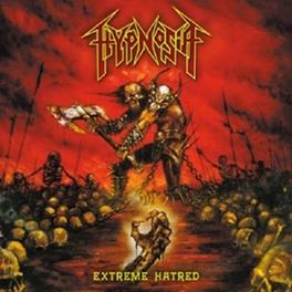EXTREME HATRED -REISSUE- RAGING THRASH CLASSIC REISSUED // FFO KREATOR/SADUS!! HYPNOSIA, CD