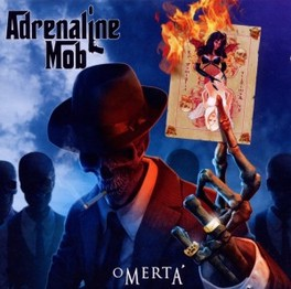 OMERTA *MIKE PORTNOY, MIKE ORLANDO & RUSSELL ALLEN (SYMPHONY X ADRENALINE MOB, CD