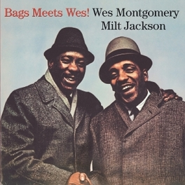 BAGS MEETS WES & MILT JACKSON WES MONTGOMERY, CD