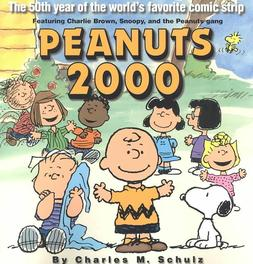 Peanuts The 50th year of the world's favorite comic strip, Schulz, Charles M., onb.uitv.