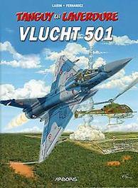 TANGUY & LAVERDURE 28. VLUCHT 501 TANGUY & LAVERDURE, Laidin, Jean-Claude, Paperback