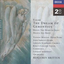 SEA DRIFT/DREAM OF GERONT LSO/BRITTEN Audio CD, DELIUS/ELGAR, CD