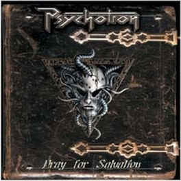 PRAY FOR SALVATION Audio CD, PSYCHOTRON, CD
