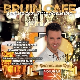 BRUIN CAFE MIX VOL.2. V/A, CD