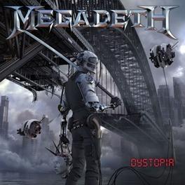 DYSTOPIA MEGADETH, CD