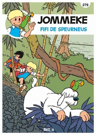 JOMMEKE 279. FIFI DE SPEURNEUS