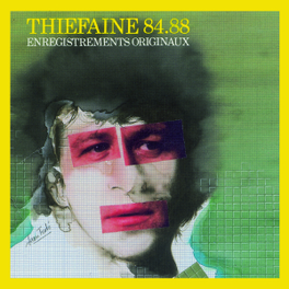 THIEFAINE 84-88 Audio CD, H.F. THIEFAINE, CD