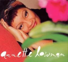 ANNETTE LOWMAN ANNETTE LOWMAN, CD