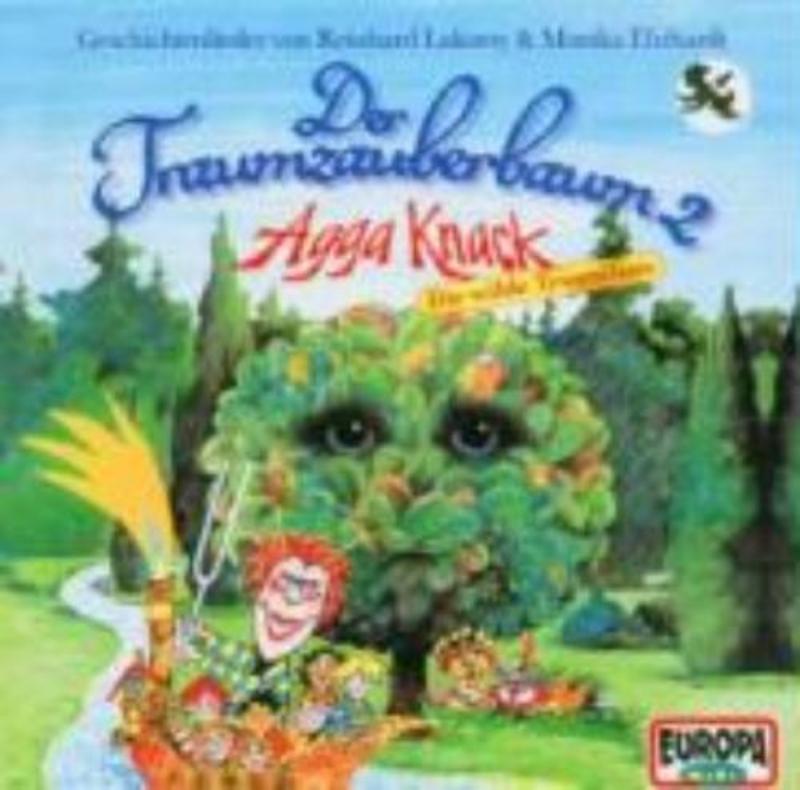 DER TRAUMZAUBERBAUM 2: AG Die wilde Traumlaus, Reinhard Lakomy, CD