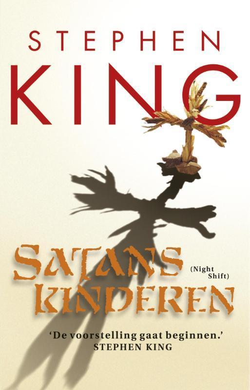 Satanskinderen King, Stephen, Paperback