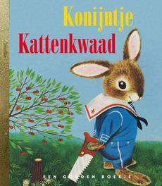 Konijntje kattenkwaad GOEDEN BOEKJES SERIE Gouden Boekjes, KINDERBOEKEN, Hardcover