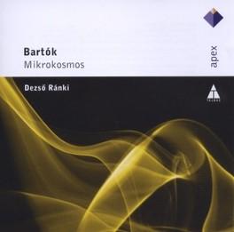 MIKROKOSMOS DEZSO RANKI B. BARTOK, CD