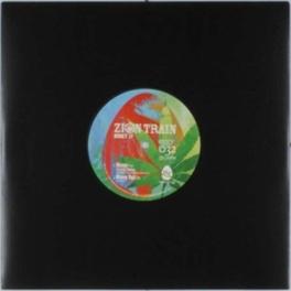 MONEY-10' ZION TRAIN, 12' Vinyl
