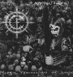 MORBID FASCINATION.. -HQ- .. OF DEATH, CARPATHIAN FOREST, Vinyl LP