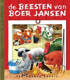 De beesten van boer Jansen .. JANSEN // GOUDEN BOEKJES SERIE gouden boekje, Richard Scarry, onb.uitv.