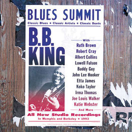 BLUES SUMMIT DUETS WITH ALL STAR GUESTS. W/RUTH BROWN,J.L. HOOKER,.. Audio CD, B.B. KING, CD