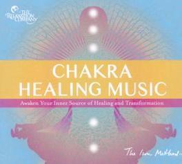 CHAKRA HEALING MUSIC DAVID ISON, CD