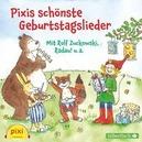 PIXI HOREN:PIXIS.. .. SCHONSTE GEBURTSTAGSLIEDER