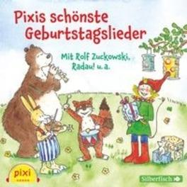 PIXI HOREN:PIXIS.. .. SCHONSTE GEBURTSTAGSLIEDER AUDIOBOOK, CD