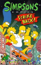 Simpsons Comics Strike Back Strike Back, Matt Groening, Paperback