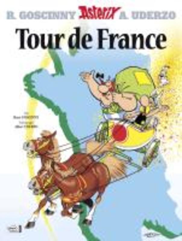 Asterix 06: Tour de France René Goscinny, Hardcover