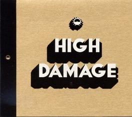HIGH DAMAGE HIGH TONE, CD