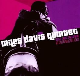 IN COPENHAGEN, 1960 DAVIS, MILES -QUINTET-, CD