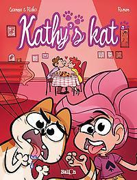 KATHY'S KAT 05. DEEL 5 KATHY'S KAT, Richez, Hervé, Cazenove, Christophe, Paperback