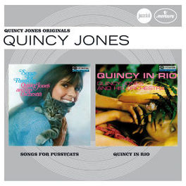 SONGS FOR PUSSYCATS (JAZZ CLUB) QUINCY JONES, CD