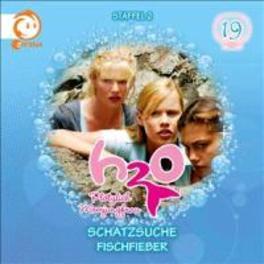 PLOTZLICH MEERJUNGFRAU 2 VOL.19/SCHATZSUCHE/FISCHFIEBER H2O, CD