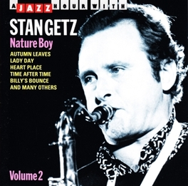 NATURE BOY A JAZZ HOUR WITH VOL.2 Audio CD, STAN GETZ, CD