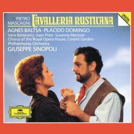 CAVALLERIA RUSTICANA DOMINGO/BALTSA/SINOPOLI Audio CD, P. MASCAGNI, CD