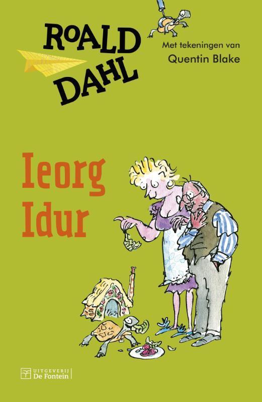 Boek Roald Dahl Ieorg Idur