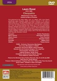 Lauro Rossi: Cleopatra