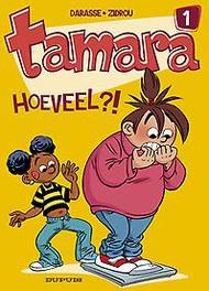TAMARA 01. HOEVEEL? TAMARA, Zidrou, Paperback