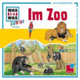 WAS IST WAS JUNIOR 20 FOLGE 20: IM ZOO AUDIOBOOK, CD