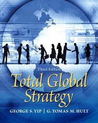 Total Global Strategy:United States Edition