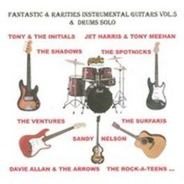 FANTASTIC & RARITIES.-5 .. 50'S & 60'S -5/W/SHADOWS/VENTURES/JET HARRIS/A.O. V/A, CD