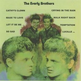 CATHY'S CLOWN ON 'MAGIC' EVERLY BROTHERS, CD