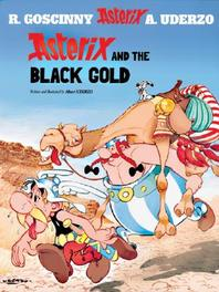 Asterix: Asterix and the Black Gold Rene Goscinny, Hardcover