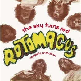 SKY TURNS RED * THE COMPLETE ANTHOLOGY * ROTOMAGUS, Vinyl LP