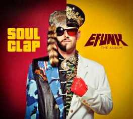 EFUNK: THE ALBUM SOUL CLAP, CD