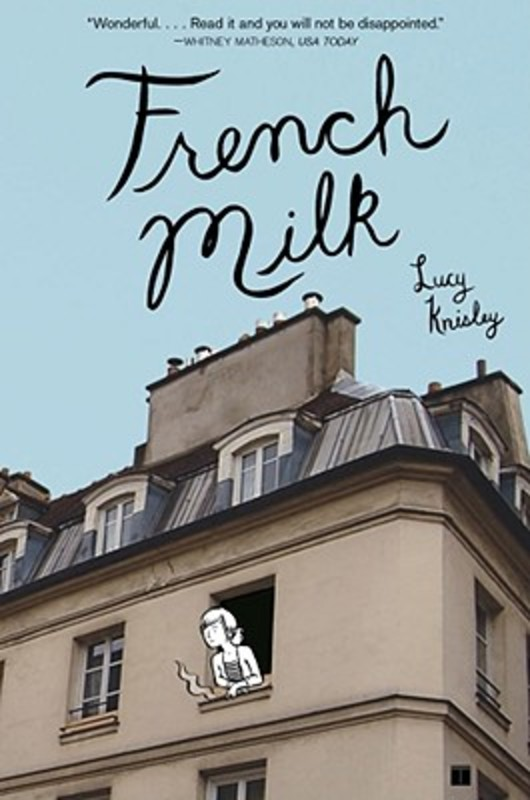 French Milk Lucy Knisley, Paperback