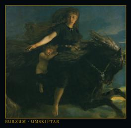 UMSKIPTAR 2012 ALBUM BURZUM, CD