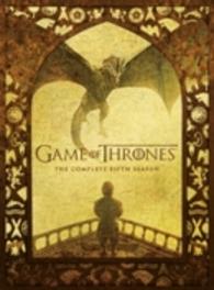 Game of thrones - Seizoen 5, (DVD) BILINGUAL //CAST: EMILIA CLARKE, PETER DINKLAGE TV SERIES, DVD