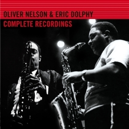 COMPLETE RECORDINGS NELSON, OLIVER & ERIC DOL, CD