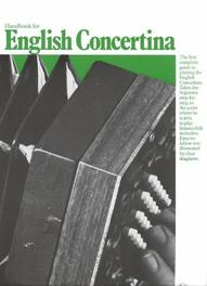 HANDBOOK FOR ENGLISH CONCERTINA ING. Watson, Roger, Paperback